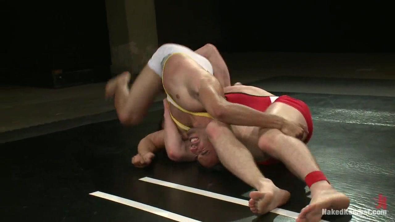 NakedKombat Cameron Adams vs Gianni Luca Dawn porn