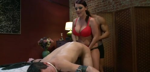 eat your way throughout his cum Rough anal sex with tied up german girl