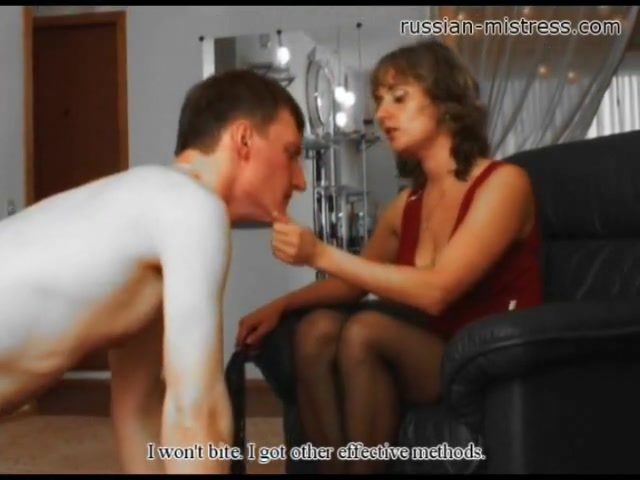 Russian-Mistress Video: Madame Margo Arguing after 2 years of hookup