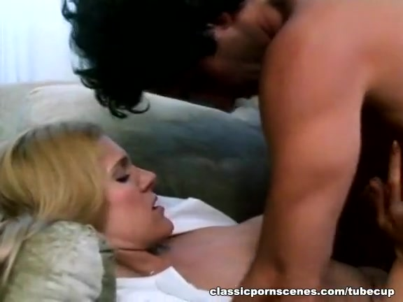 Super sexy classic 80s porn featuring John Leslie janice griffith gets banged john strong 2