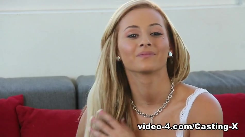 Blonde lassie Stacey nailed in the face during casting Frew xxx fisting movies