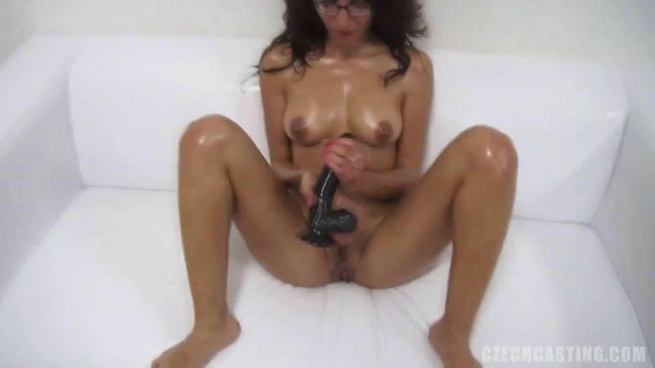 CZECH CASTING - VLADIMIRA (7731) Milf fucks first girl