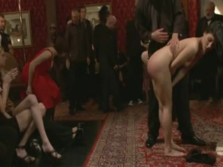 Spanked at Party gilles marini sex and the city clip