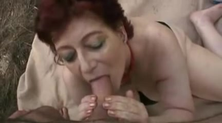 Granny #8 (POV) Of beautiful sexy russian bride