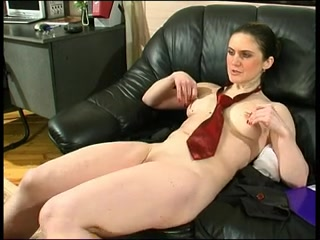 Horny Martha gets fucked in her old pussy by young stud