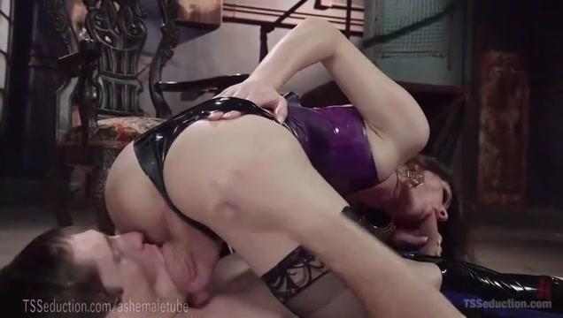 Hot And Kinky Femdom TS