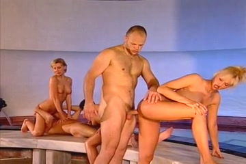 Porn video with nasty group sex scenes