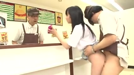 censored oriental employee bonks customer laughable Close up clit licking ellen saint