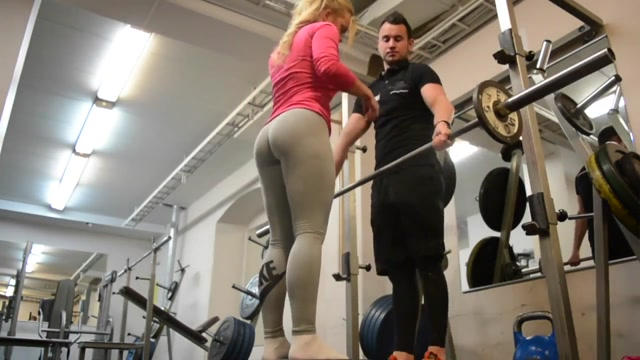 wow!!! fitness hot ASS hot blonde Amateur female body builder nude naked sex