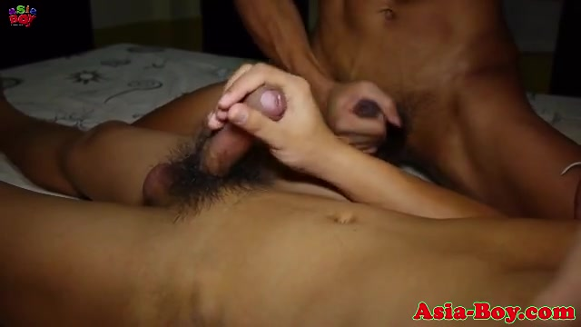 Amateur asian bareback fucks before jerking Newziland naked fuck sexy girls video