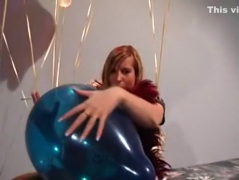 Girls balloons games compilation eva angelina big tits boss