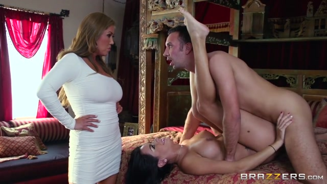 Milfs Like it Big: Stop Fuckin My Stepdaughter!. Kianna Dior, Nadia Capri, Keiran Lee People having sex that are naked