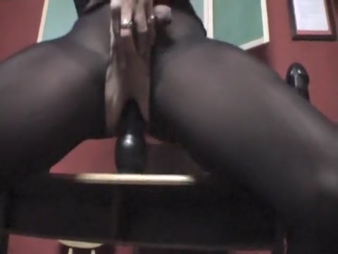 Two crossdressers fetish sex in an office I love dating an older man
