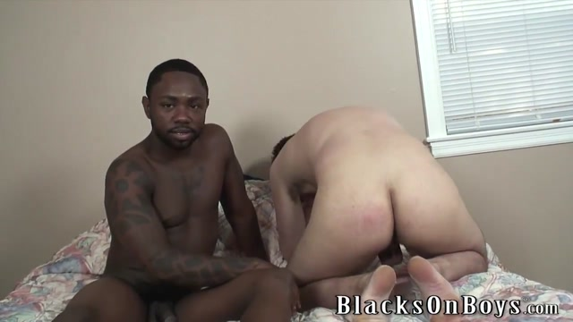 Brett Stone Fulfills His Fantasy For Black Cock Hot naked emo girls blowjob