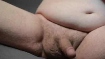 jerking off once again Anal eel insertion