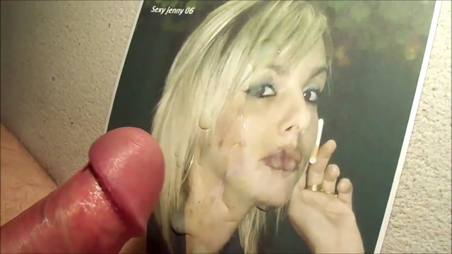 cumtribute for hot jenny 06 Mother of the bride makeup