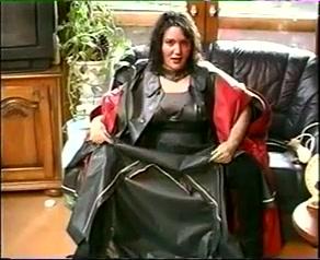 Dolores in Klepper und Gummi Sexy body suits for women