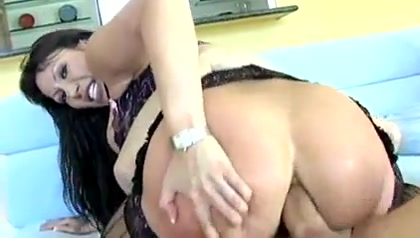 Sexy Latin MILF Has A Great Ass For Anal dbz hot girls