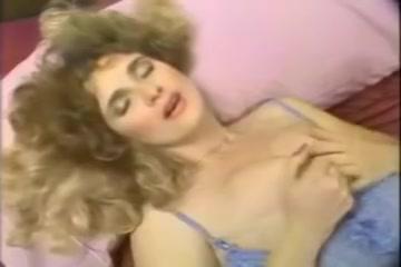 Old School 1985 Skin Flick bi sexual girls having sex with guys