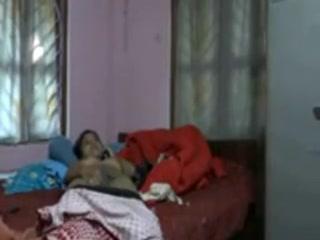 bangla girl exposing herself to boyfriend on webcam
