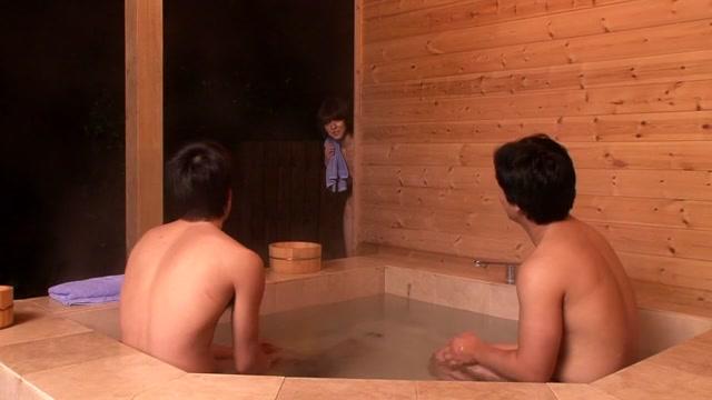 Risa Hinata in SLENDER BODY Exposure part 2.2