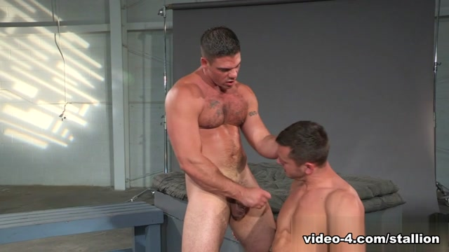 Derek Atlas & Brenner Bolton in Cockquest Video Ass free haire hole pic