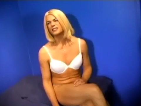 Blonde Tgirl Hot Orgy