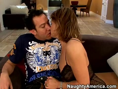Kelly Leigh & Will Powers in My Friends Hot Mom Hidden Anal Fucked