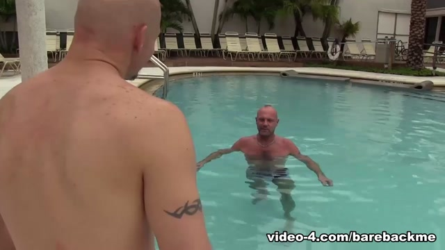 Chad Brock Bareback Fucks and Breeds Cole Sexton - barebackmedaddy Webcam Sex Game