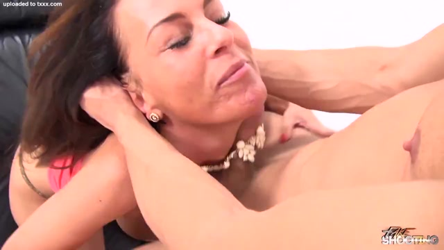 Alicia Wild Uses Her Hands, Feet, And Mouth