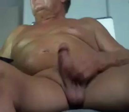 Grandpa stroke on cam 5 Black fat wet pussy porn