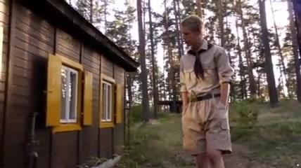 BOY CAMP Pervert upskirt video