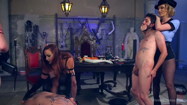 Bitchcraft: a femdom tea party How does relative hookup and absolute hookup differ