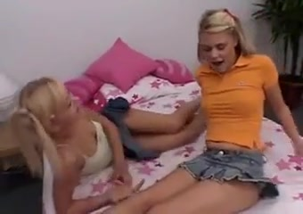 college girl bitches playing with each other Naked puerto black girl skinny