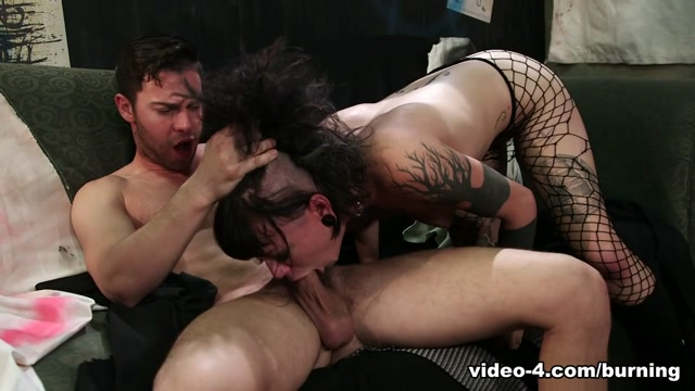 Amelia Dire in Street Punxxx - Part 4, Scene #01 - BurningAngel candice michelle porn vids