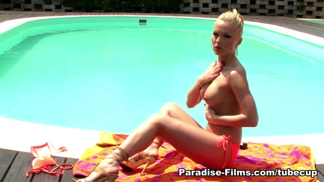 Gina B in Gina B? Yes Please - Paradise-Films