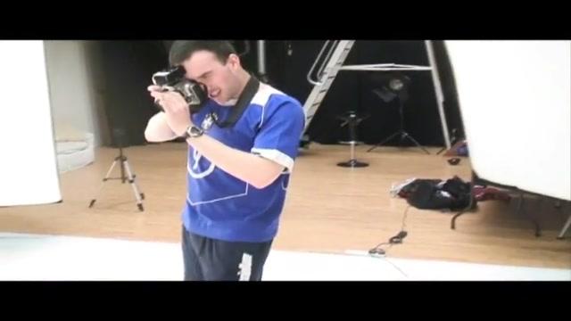 Photoshoot in footie kits romi rain fucks abigail mac