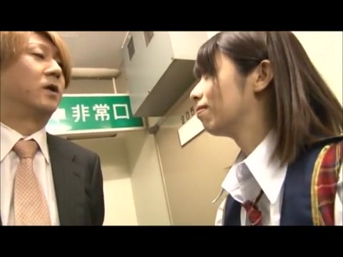Japanese Girl First Day At Work
