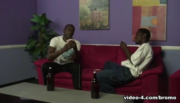 Justin, Pharoah in Gangsta Gays scene 5 - Bromo Lesbain sleepover teen video