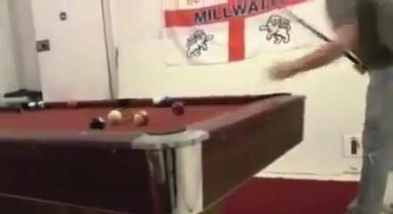 Tatted fucking on pool table Lesbians Love Shoving Things Up Their Pussys