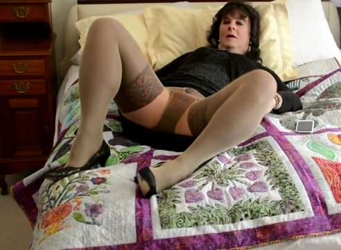 Amateur cd in layered nylons - part 2 arp pov sport cost