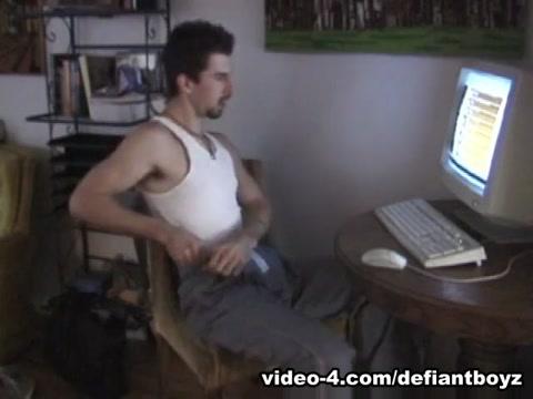 Young Trey Beats Off - DefiantBoyz vagina lesbian dildo pussy