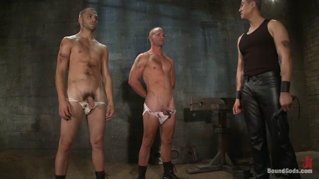 Plan B in Boundgods Video porn pics of men