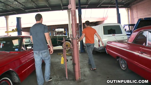 Getting An Oil Change - OutInPublic Doctors mature fucking
