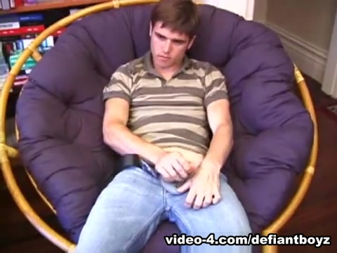 Young Austin Jerking Himself Off - DefiantBoyz Adult Porn Eating Pussy