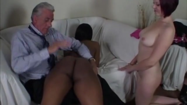 Spanked Virgins (3) Try A Different Blowjob