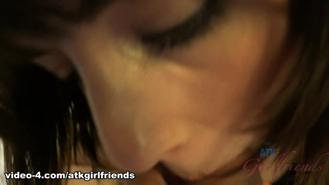 Simone Delilah in Virtual Vacation Movie - AtkGirlfriends Two amazing lesbian girls love having