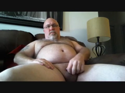 Mature Bear Blows a Load Free sex good position fucking girl picture