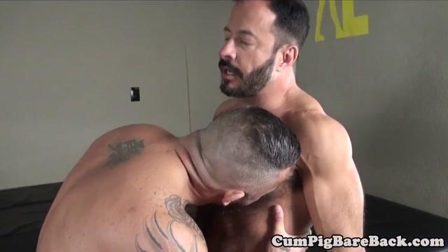 Raw fucked nipple pierced bear jerks off cum Watch beautiful girls online free