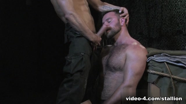 Heath Jordan & Shawn Wolfe in Militia, Scene #03 three way female sex stories